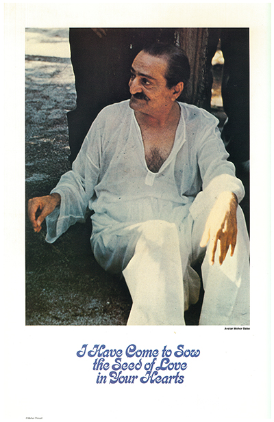 Seed of Love Meher Baba